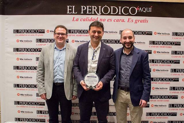 Entrega de premios Horta Sud