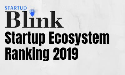 StartupBlink Startup Ecosystem Ranking 2019