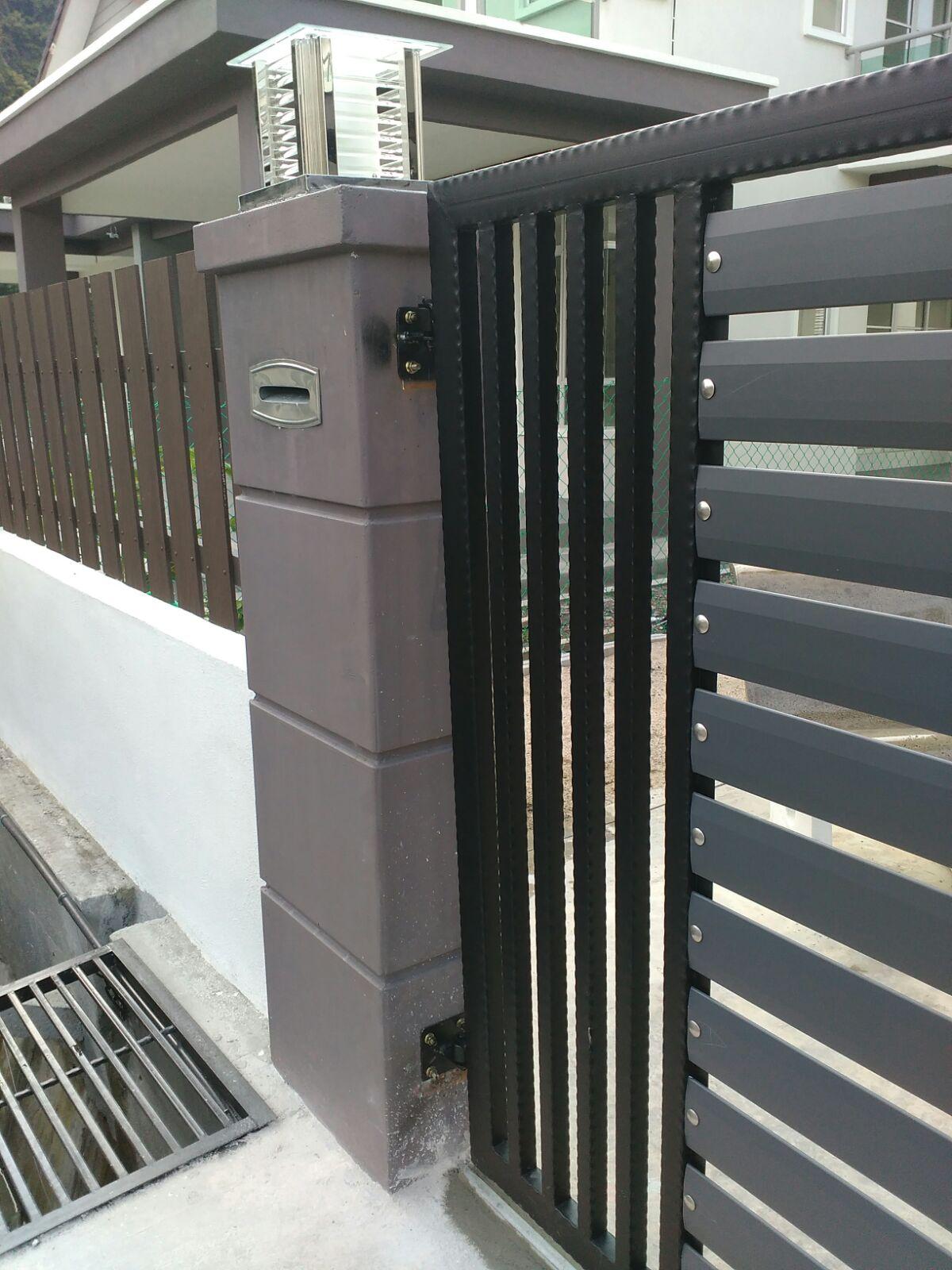 Jenis-Jenis Besi Untuk Membuat Pintu Pagar & Pintu Jeriji ...