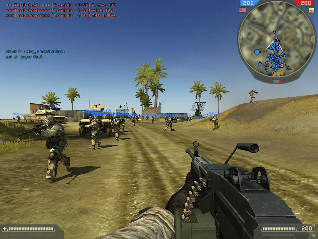 Battlefield 2 Free Download Full Version Gameplay 1