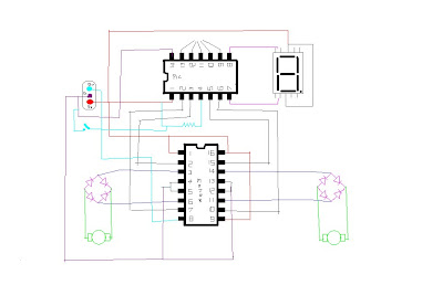 Technical Zone: How to Build a LINE FOLLOWER/LINE TRACER ROBOT