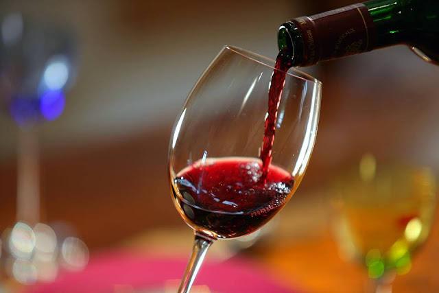 италия винный фонтан
