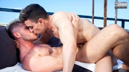 Josh Milk & Ken Rodeo – Kiss And Tel Aviv – Scene 2