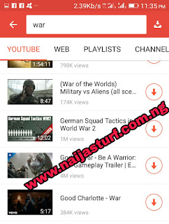 Download SnapTube 4.26.0.9608.9608 for Android (Latest)