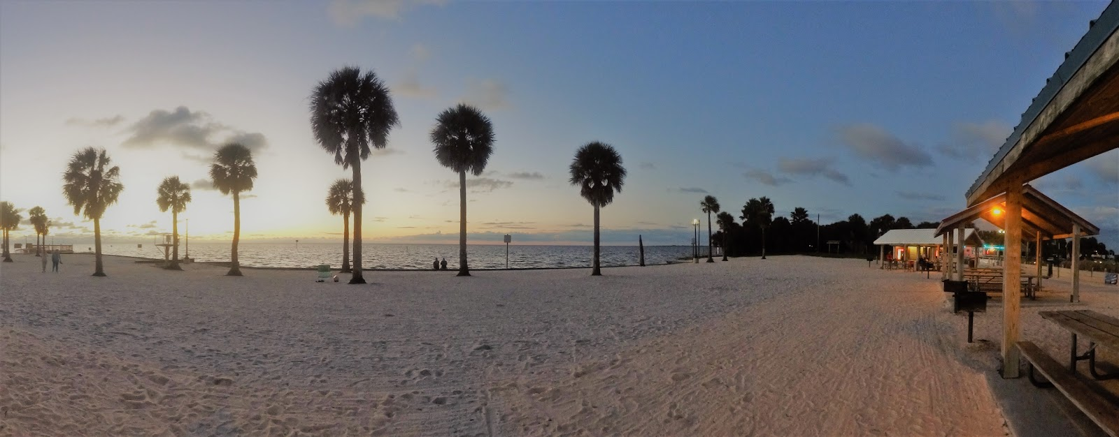Pine Island Beach Park, Florida USA
