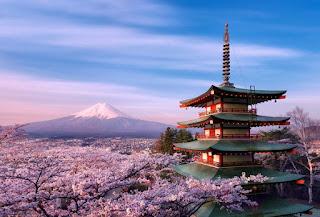 Paket Tour Jepang Yang Romantis
