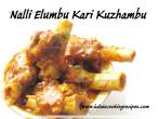 Nalli ElumbuKari Kuzhambu