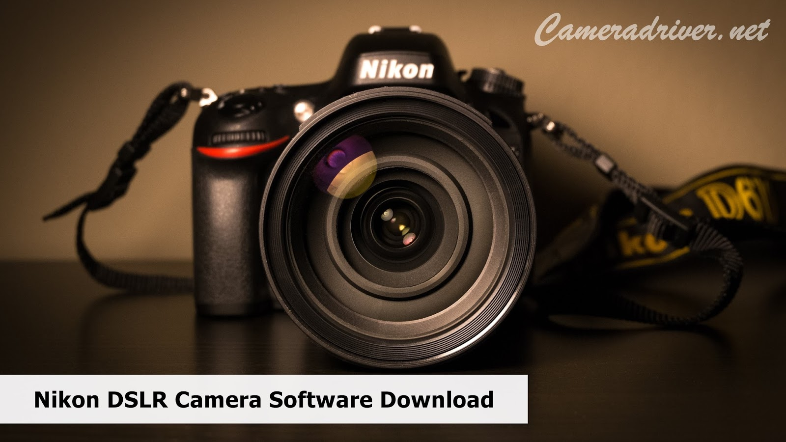 Nikon DSLR Camera Firmware and Software Download
