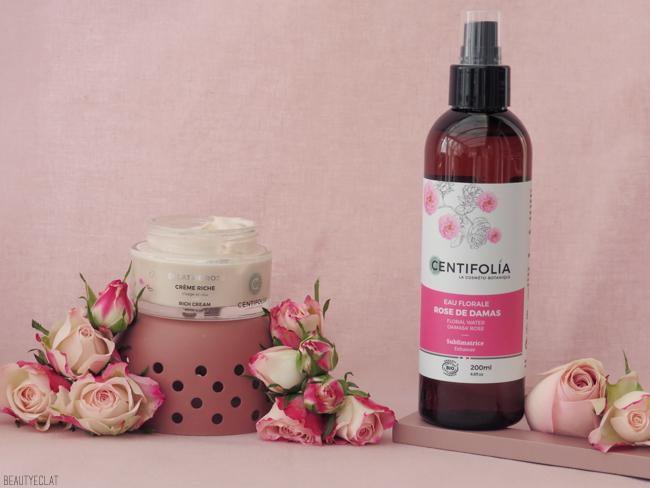 centifolia eclat de rose soins visage
