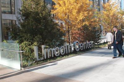 Resultado de imagem para lincoln center historia