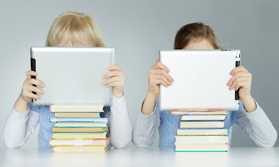 Lesen: Buch oder Internet?