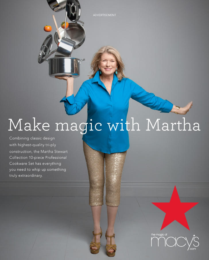 Macy S Martha Stewart Kitchen
