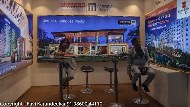Shagun Developers, Manav Group, Perfect 10 Balewadi, Sunshine Hills Katraj Kondhwa Road,
