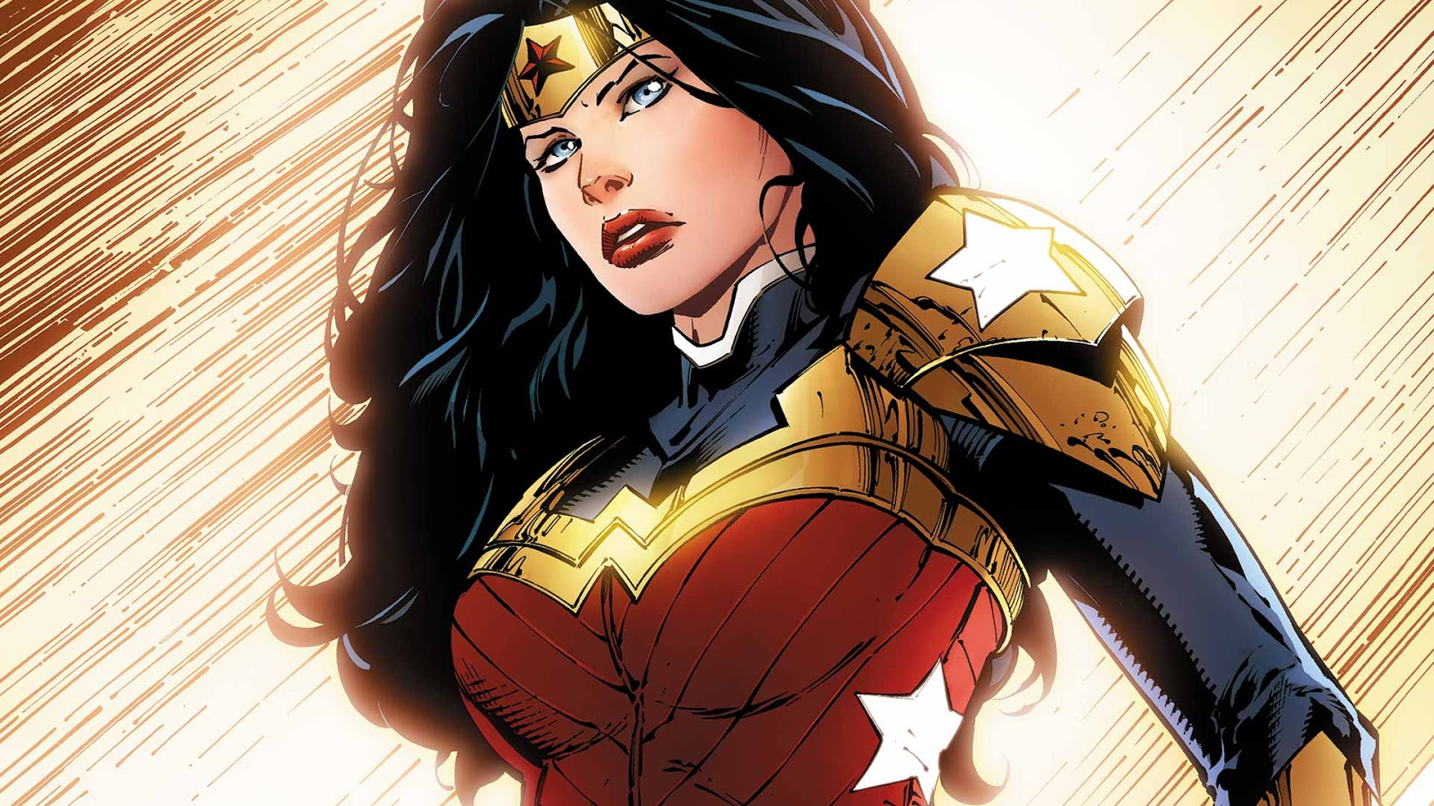 Saint Seiya Artist To Draws A Manga Based On Wonder Woman Origins