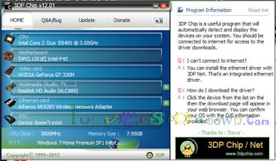 3DP Net 16 021 Latest Version
