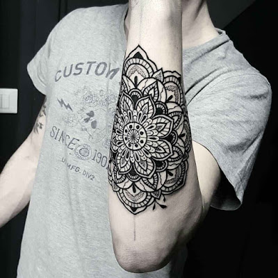 Tatuajes de Mandalas