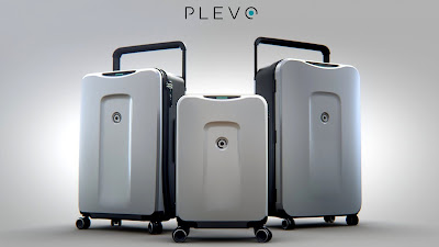 Plevo Smart Luggage