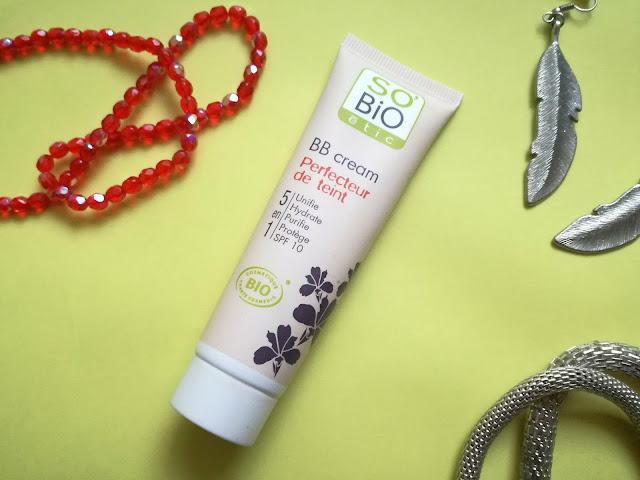 Organiczny krem BB od So Bio Etic