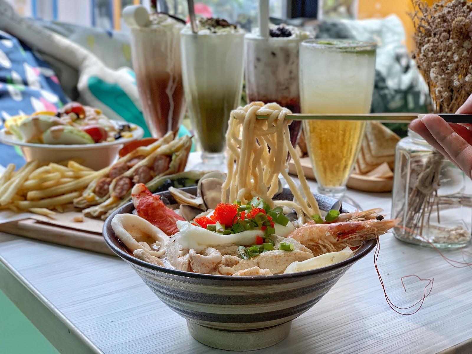 台南東區美食【T&F手作吐司 崇明店】主食餐點