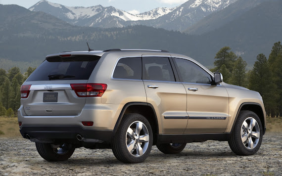 Jeep Grand Cherokee download besplatne pozadine za desktop 1440x900
