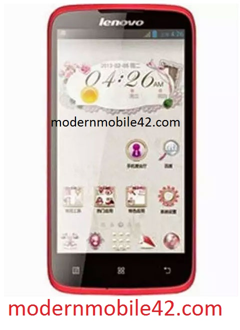 Lenovo_A516_MT6572 Flash File
