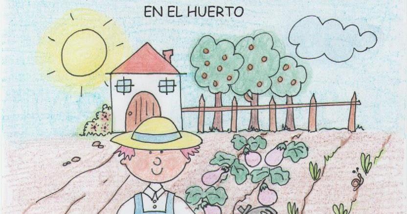 Nuestro Huerto Escolar Hispanidad Elx Cuento El Huerto De Julián Y