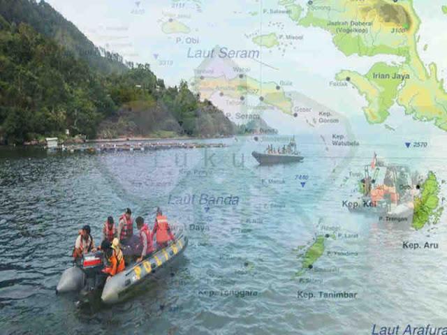 HIlang di Perairan Kei Besar, SAR Tual Cari Nelayan dari Elat