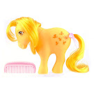 MLP Butterscotch 35th Anniversary Collector Ponies G1 Retro Pony