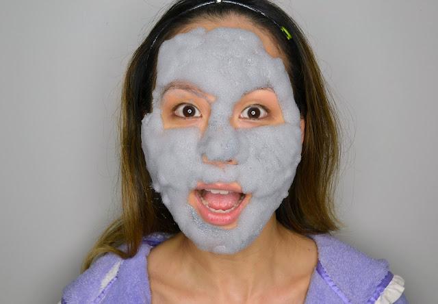 Elizavecca Milky Piggy Carbonated Bubble Clay Mask Review