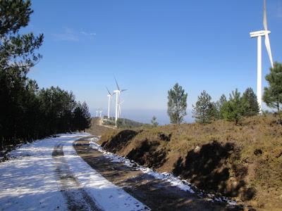 Parque Eólico de Vila Nova