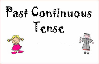 contoh kalimat The past Continous tense