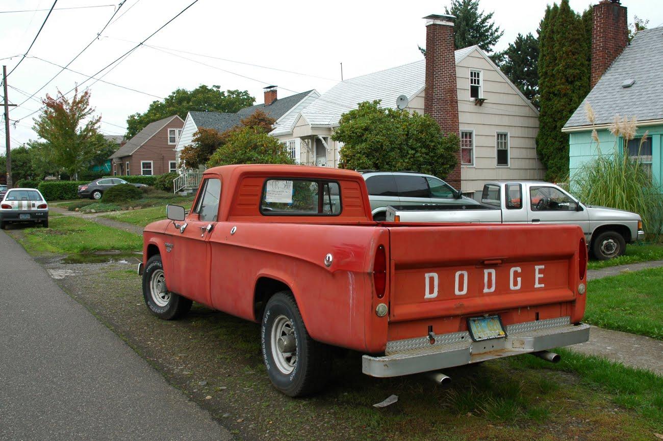 1964 Fargo W300 Power Wagon 4x4 Factory Utility Truck With Dual Rear