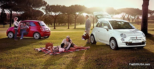 Fiat 500 - Always Happy