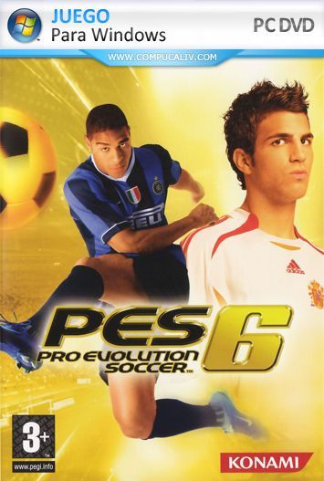 Pro Evolution Soccer 6 PC Español