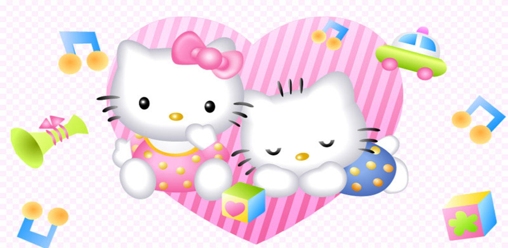 b383e2730 Freebies Android Live Wallpaper: Hello Kitty Baby Cute Android Live ...
