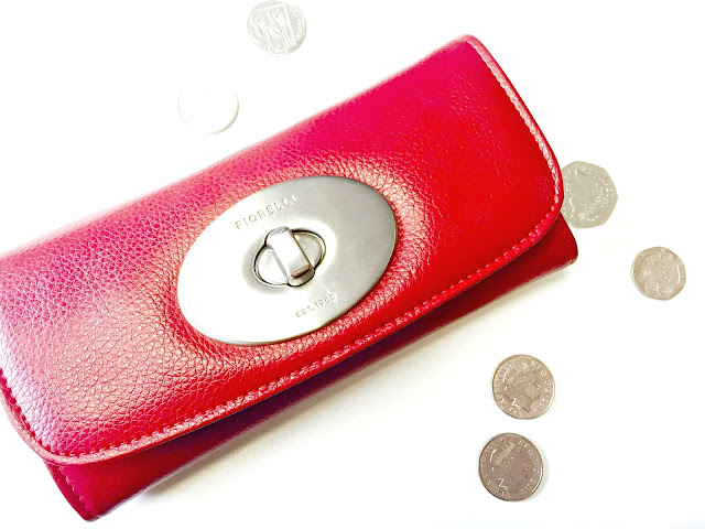 top money saving tips fiorelli purse red