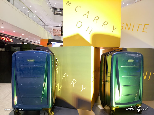 "Acer Philippines and Samsonite The ""#CarryOn"" Back-to-School Promo"