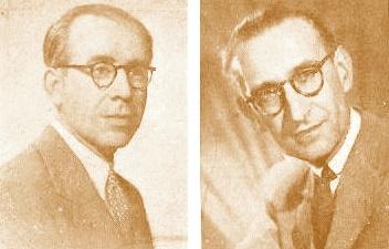 Francesc Armengol y Ricard Guinart