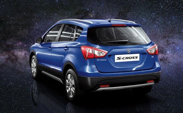 Mobil Baru Suzuki 2016: S-Cross Jadi Andalan Crossover Suzuki Indonesia