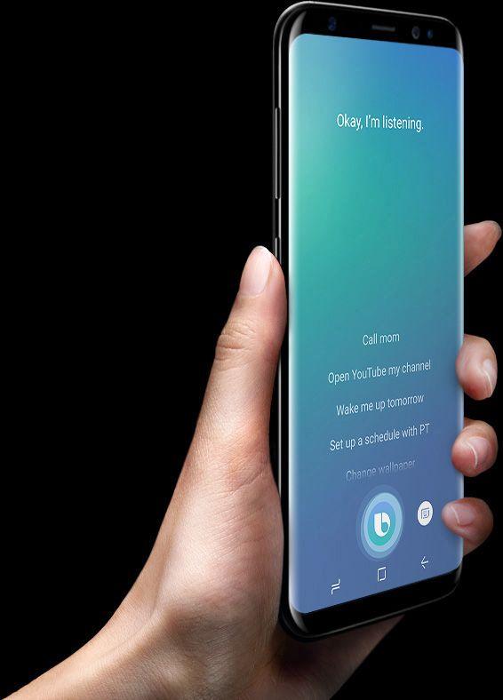 Samsung Bixby Guide | Galaxy S8 Manual Tutorial