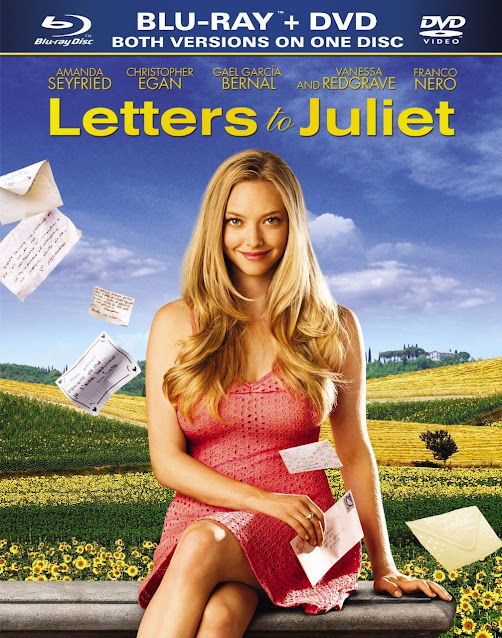 Letters to Juliet stars Amanda Seyfried and Vanessa Redgrave