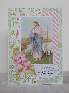 Wielkanocne kartki religijne #2