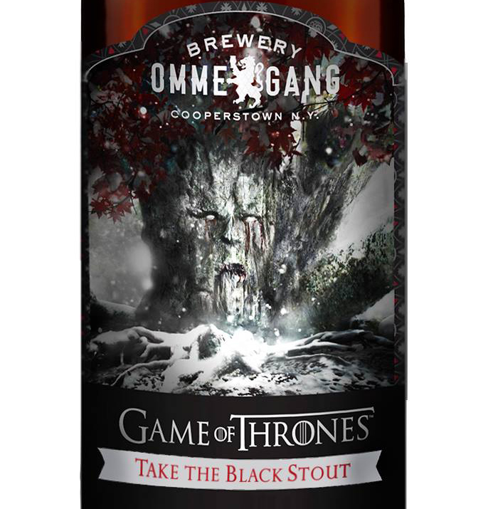 Game of Thrones Black Stout