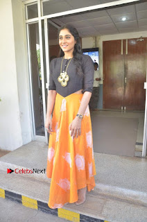 Actress Regina Candra Stills at Maanagaram Movie Press Meet  0022.jpg