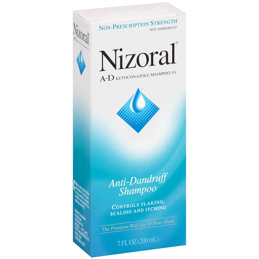Nizoral Shampoo packaging