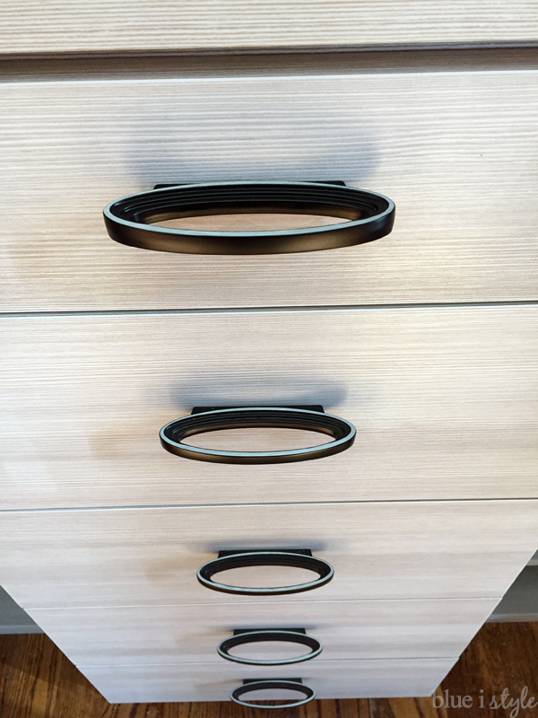 Amerock drawer pulls