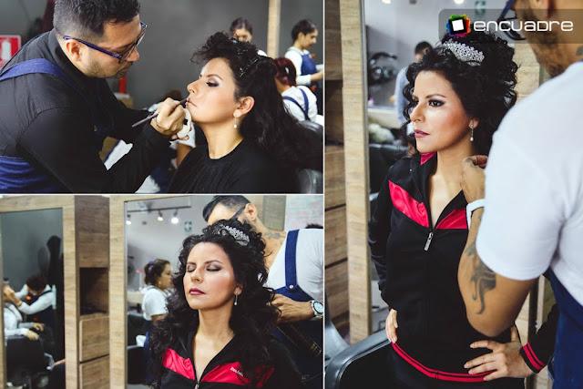 fotos make up novia