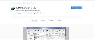IDM integration module: IDM Chrome Extension crx download