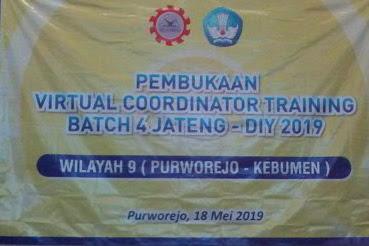 Pembukaan VCT Batch 4 wilayah Jawa Tengah dan DIY untuk Kabupaten Purworejo dan Kebumen di SMAN 7 Purworejo