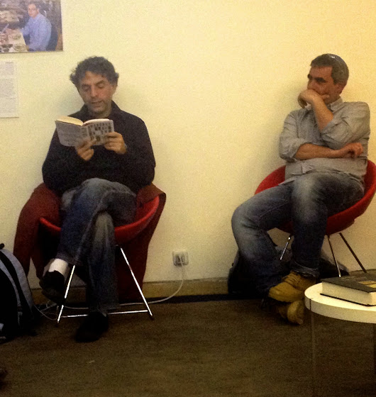 Most Amazing Pearls Of Wisdom From An Evening With Writer Etgar Keret